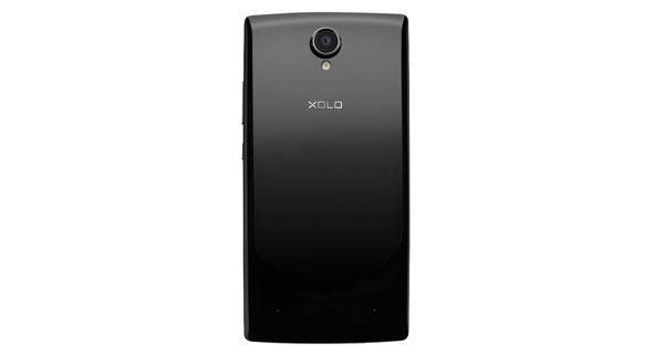 Xolo LT2000 Back View