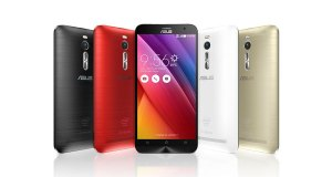 Asus Zenfone 2 Overall View