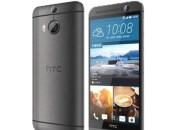 HTC One M9 Plus Front and Back View