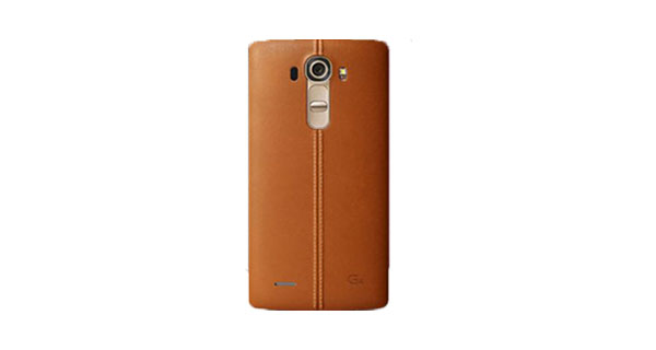 LG G4 Back View