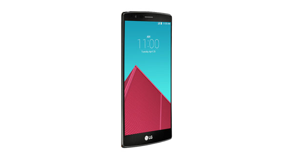 LG G4 Front View