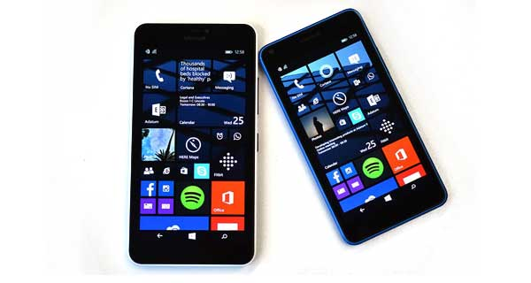 Microsoft Lumia 640 and Lumia 640XL Dual SIM Smartphones Launched in India