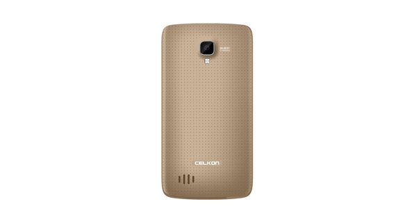 Celkon Campus Q405 Back View
