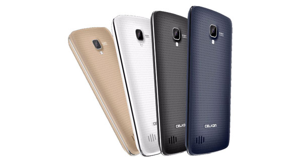 Celkon Campus Q405 Back