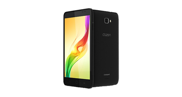 Coolpad Dazen 1 front and Back
