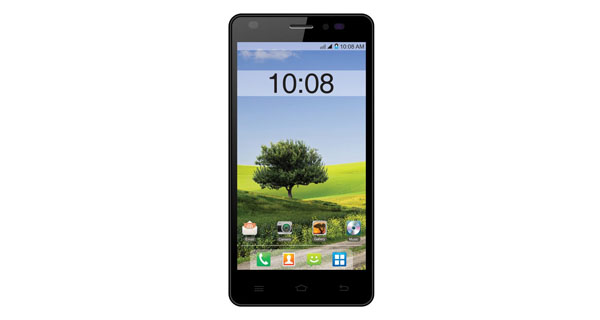 Intex Cloud M5 II Front View