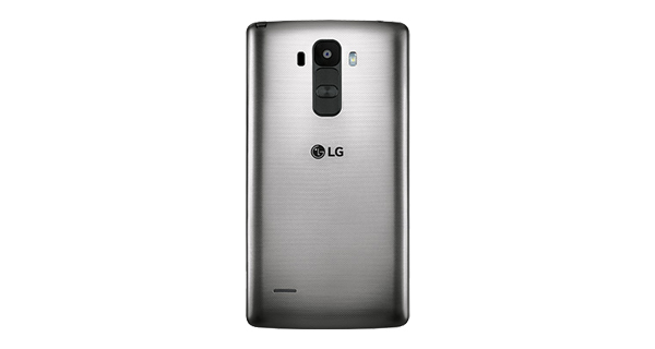 LG G Stylo Back View