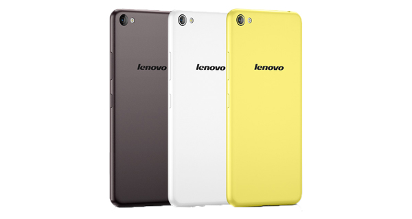 Lenovo S60 Front and Back View