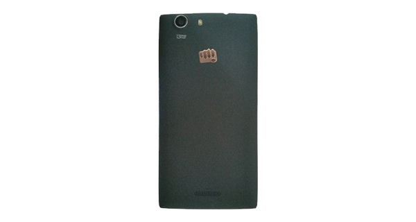 Micromax Canvas Nitro 2 E311 Back view
