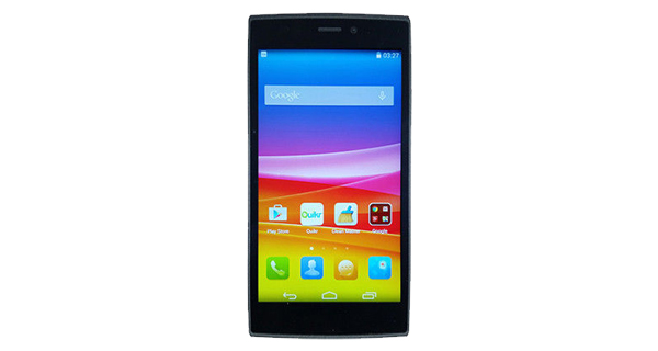 Micromax Canvas Nitro 2 E311 Front View