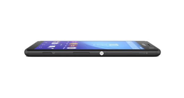 Sony Xperia C4 Side Top