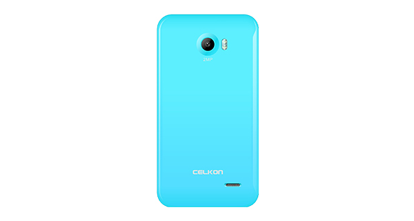 Celkon Campus A355 Back View