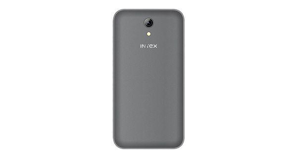 Intex Aqua Q4 Back View