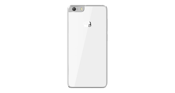 Micromax Canvas Knight 2 Back View