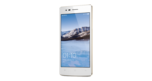 Oppo Neo 5 Front View