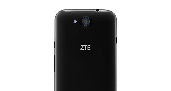 ZTE Blade Qlux 4G Back