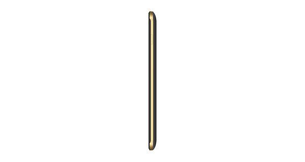 Celkon Millenia 2GB Xpress Side View