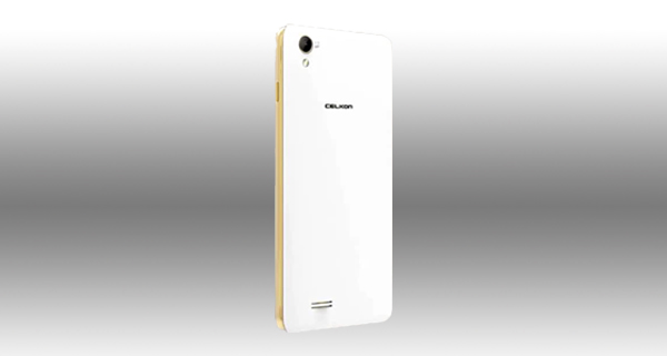 Celkon Millennia Xplore Back View