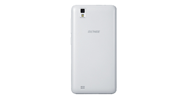 Gionee Pioneer P2M Back White