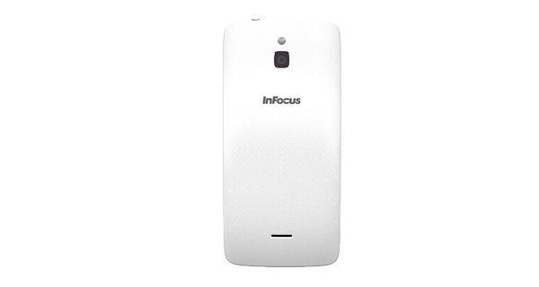 Infocus M2 4G Back