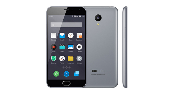 Meizu M2 Gray Color
