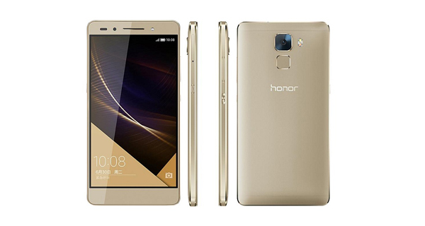 Huawei Honor 7i Overall View