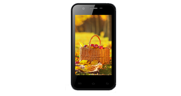 Intex Aqua 3G Neo Front View