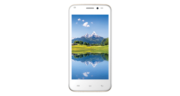 Intex Aqua Q1+ Front View