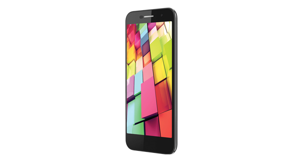 Intex Cloud 4G Star Front View