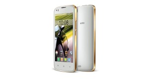 Intex Cloud Pace Front and Back White