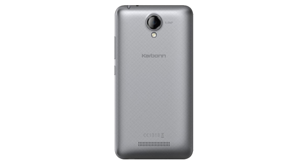 Karbonn Titanium MachFive Back View