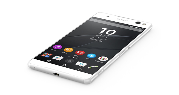 Sony Xperia C5 Ultra Dual Top View