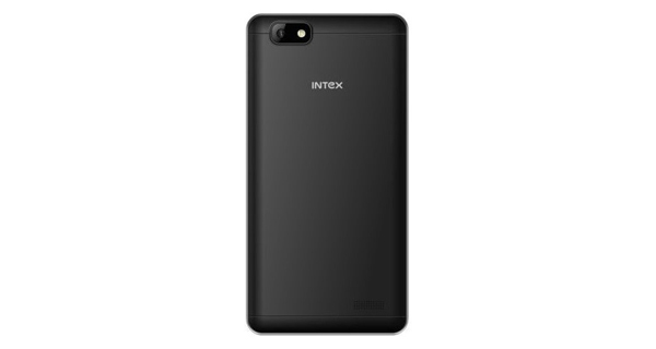 Intex Cloud V Back View
