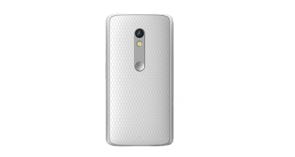 Motorola Moto X Play Back View