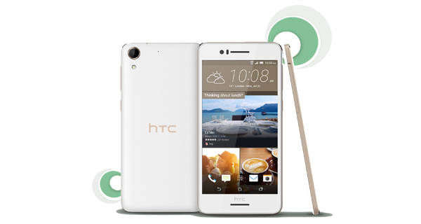 HTC on Monday launched the Desire 728G Dual SIM for INR 17,990 in India.