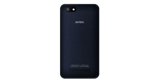 Intex Aqua Play Front and Back view