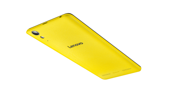 Lenovo A6000 Shot Back and Side View