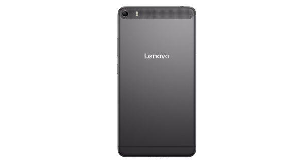 Lenovo Phab Plus Back View