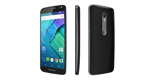 Motorola Moto X Style Overall View