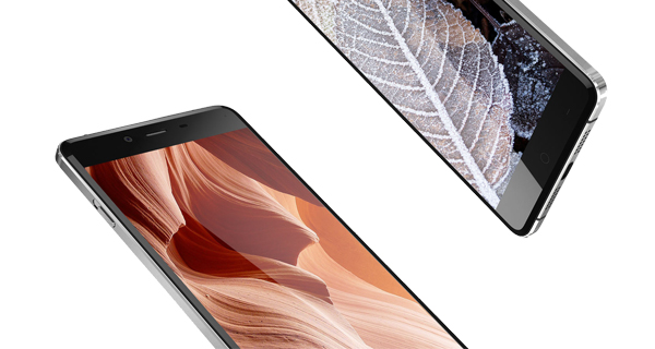 OnePlus X Front and Side View