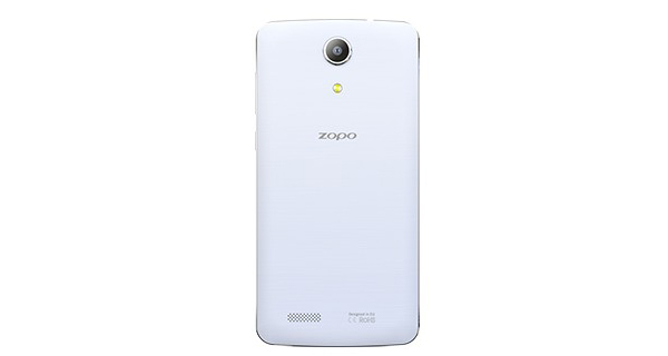 Zopo Speed 7 Plus Back View
