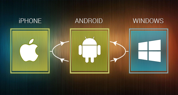 Android, iPhone or Windows – Which one is better?