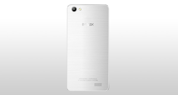Intex Aqua Super Back View