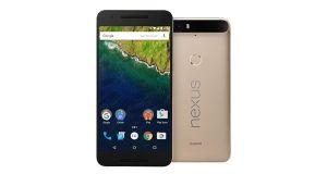 Google Nexus 6P Gold color variant