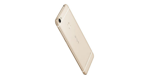 Vivo X6S Plus Side View