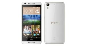 HTC Desire 626 Dual Sim Front and Back