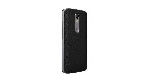 Motorola Moto X Force Back