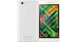 Intex Aqua Ace II Front and Back