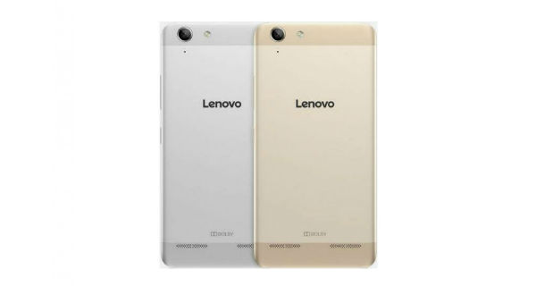 Lenovo Vibe K5 Plus Back
