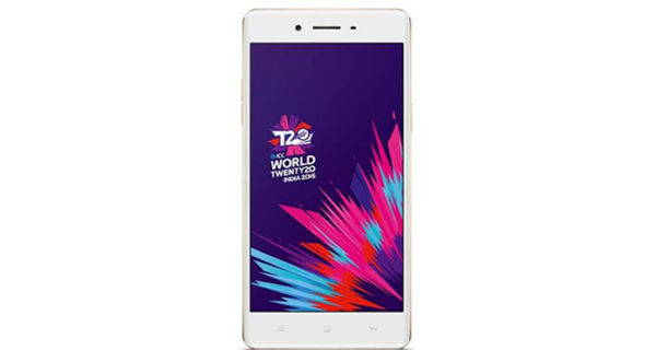 OPPO F1 ICC WT20 Front